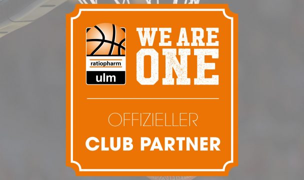 Partner Batch Offizieller Club Partner